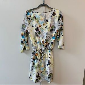 Tahari Tops - Tahari Floral Tunic Dress - Like New